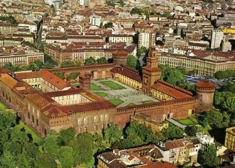 Castello Sforzesco Müzesi