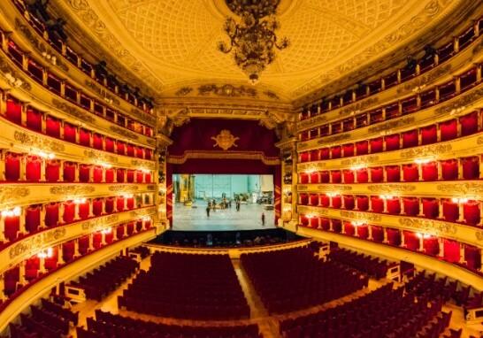 La Scala Tiyatro ve Opera Salonu