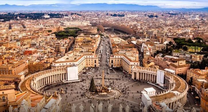 Vatikan Gezilecek Yerler